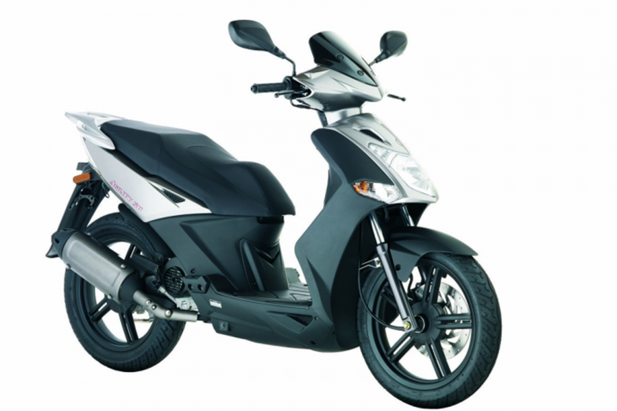 scooters kymko agility 50 cc
